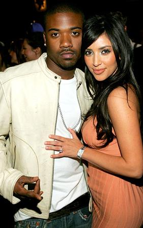 Kim Kardashian and Ray J  On Vivid entertainment celebrity Sextape