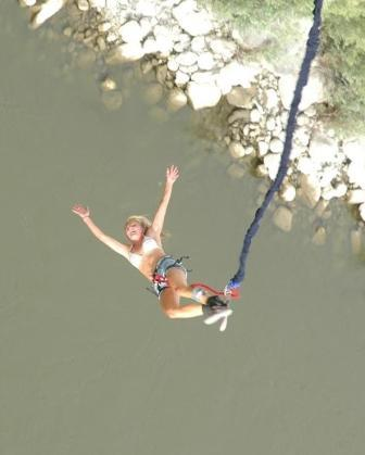 playboy tv badass videos presents naked bungee jumping