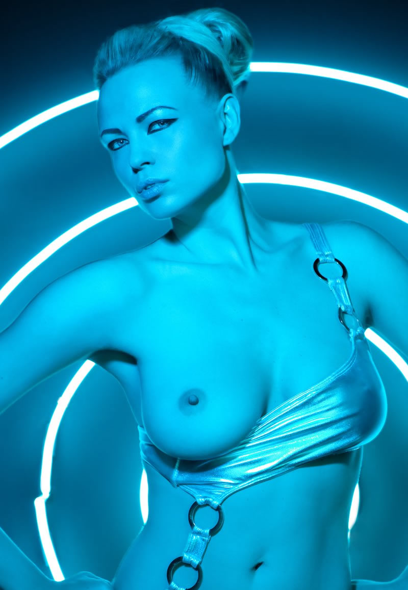playboys tron legacy nude models