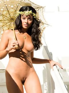 spanish nude model ashley doris playboy playmate miss march 2013