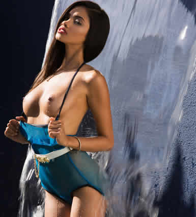 exotic playboy playmate bryiana noelle miss september 2013