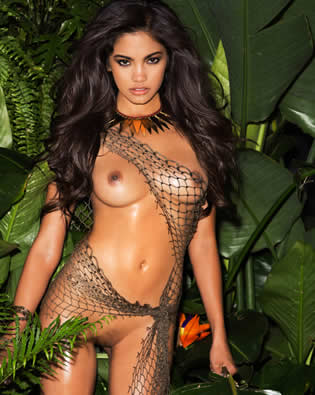 exotic nude bryiana noelle playboy playmate miss october 2013