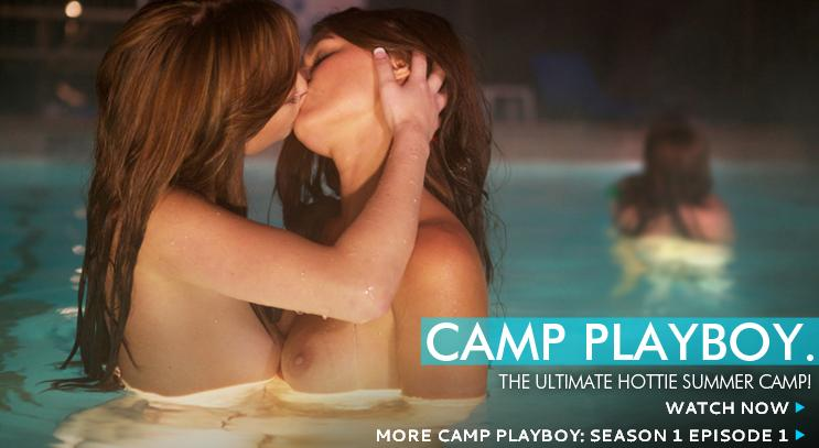 camp playboy nude videos feature nude playboy playmates having sex