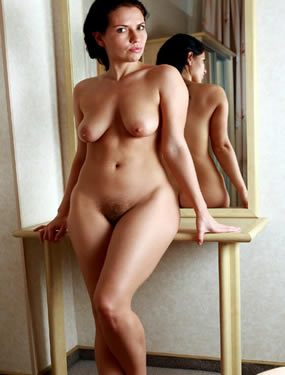 Tasteful pictures fully nude female