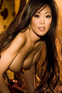 playboy asian model grace kim