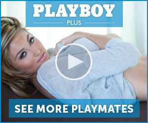 logann brooke busty nude playboy model