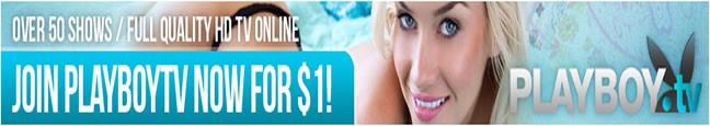 playboy tv videos for 1 dollar