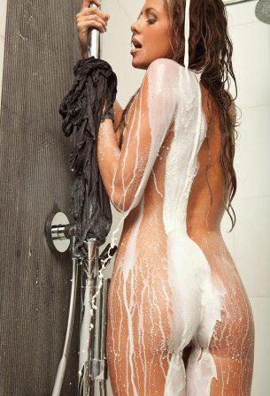 sharae spears milky bath