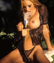 pamela anderson canadian nude models
