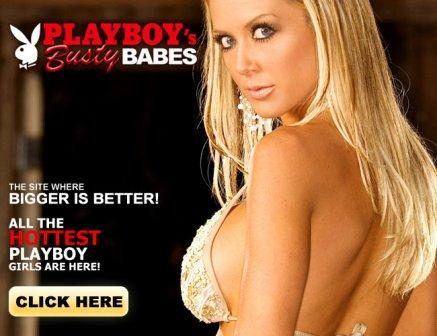 playboy busty babes nude models and sexy videos of big tits
