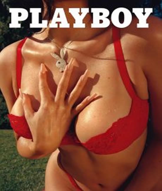 playboys sexy blonde nude models