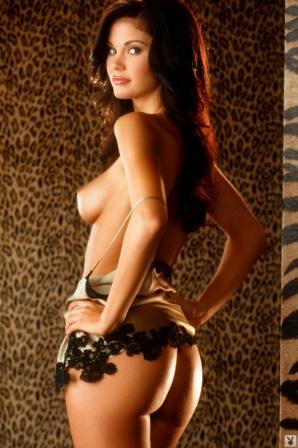 jade brunnette nude model