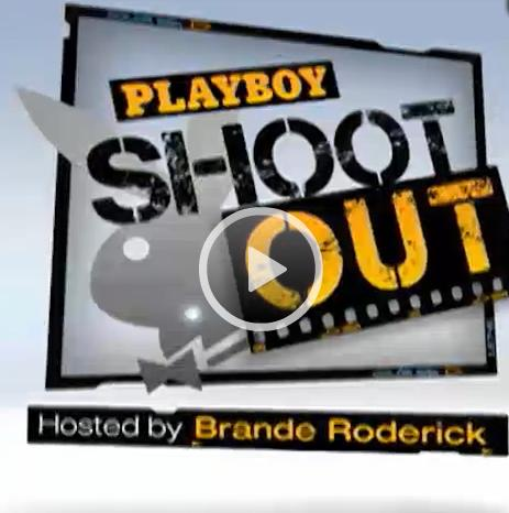 brande roderick hot of playboy shoot out on playboy tv