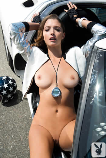 alyssa arce playboy plamate july 2013