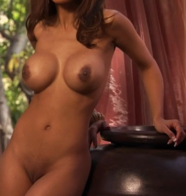 ebony nude models