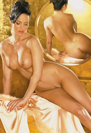 playboy playmate  miss december 2004 tiffany fallon - a swet ass brunette nude