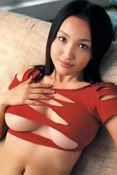 playboy asian nude models