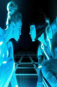 playboys tron legacy