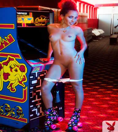 playboy playmate ebony nude shanice jordyn