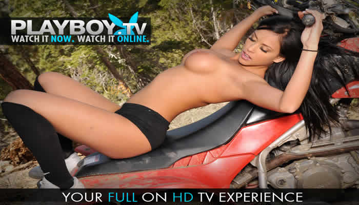 playboy tv nude models